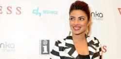 Priyanka Chopra at GUESS in London