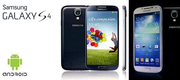 Galaxy Samsung S4