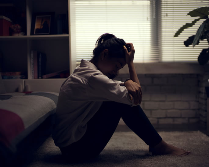 Seasonal Affective Disorder among British Asians - woman