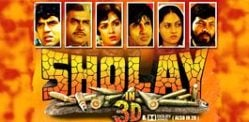 Sholay back in 3D after 39 years