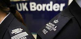 UK Border Officers