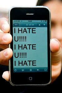 Cyber Bullying Mobile Phone