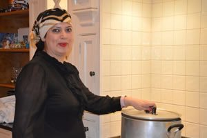 parveen cooking
