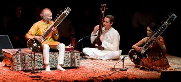 Anoushka Shankar on Stage