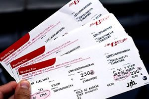 Around The World Flight Tickets