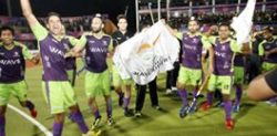 Delhi Waveriders win Hockey India League 2014
