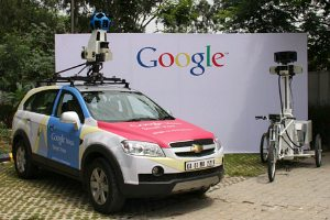 Google Street View Bangalore