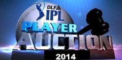 IPL 2014 Auction Results