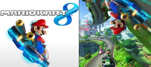Mario Kart 8 Game