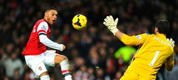 Premier League Arsenal V Crystal Palace