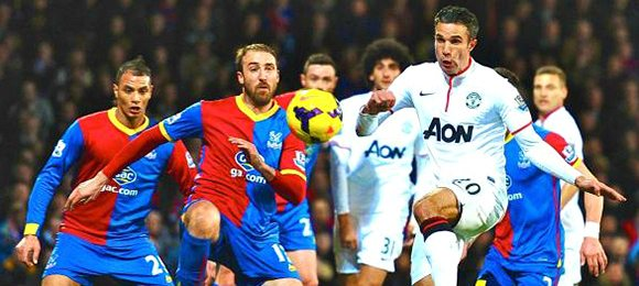 Premier League Crystal Palace V Manchester United