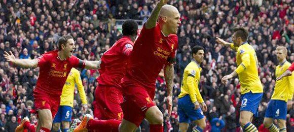 Premier League Liverpool vs Arsenal