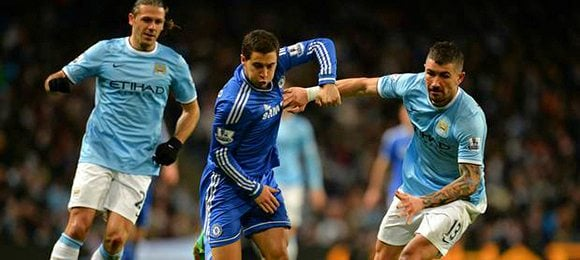 Premier League Manchester City V Chelsea