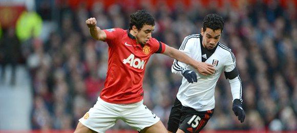 Premier League Manchester United V Fulham