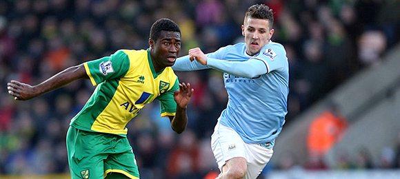 Premier League Norwich V Manchester City