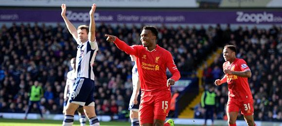 Premier League West Brom V Liverpool