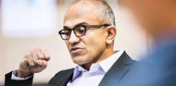 Satya Nadella is new CEO of Microsoft