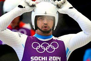 Winter Olympics Shiva Keshavan