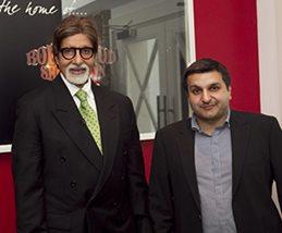 Amitabh Bachchan at Chak89