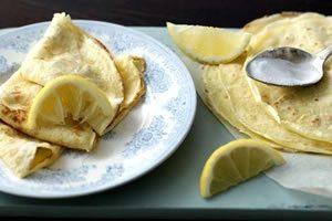 Cardamom Spice Pancakes