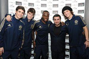 Chelsea FC at Chak89