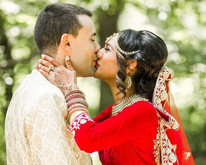 Differences of Desi Love - interracial
