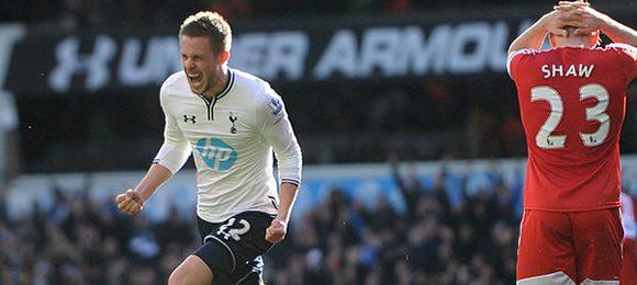 Tottenham Hotspur 3 Southampton 2 – 1:30pm KO, Sunday
