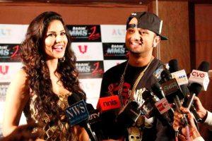 Honey Singh Sunny Leone