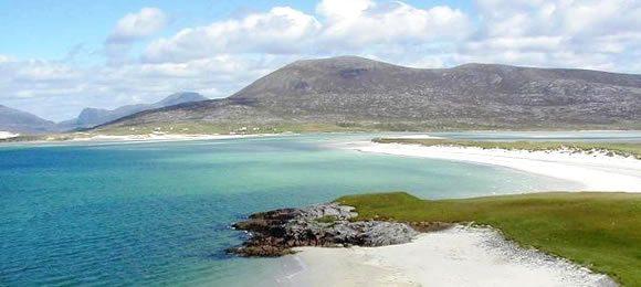 Lewis and Harris Island Scotland