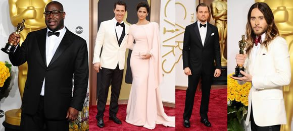 Oscars Men 2014