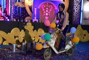 Punjabi Film Awards 2014