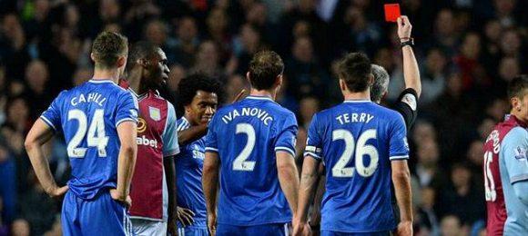 Aston Villa 1 Chelsea 0