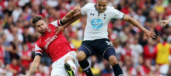 Tottenham Hotspur 0 Arsenal 1