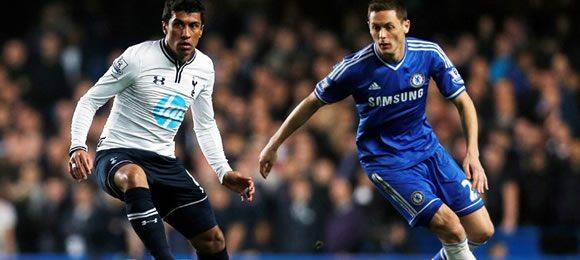 Premier League Chelsea 4 Tottenham Hotspur 0