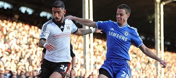 Premier League Football Fulham V Chelsea
