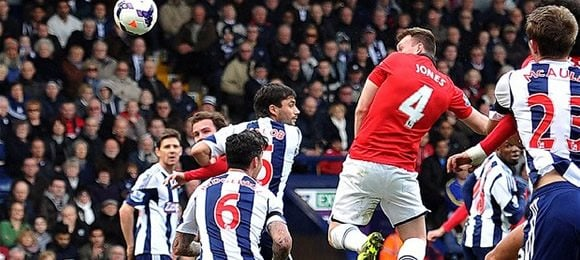 Premier League West Bromwich Albion 0 Manchester United 3