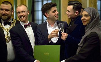 Will Asians accept the UK Gay Marriage law?
