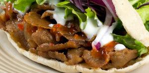 मेमने कबाब मांस - स्वस्थ दाता कबाब