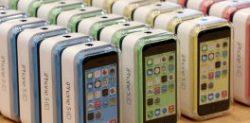 Apple offers cheaper 8GB iPhone 5C