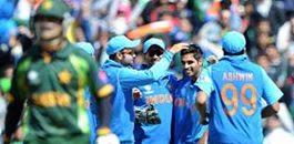 India v Pakistan T20 2014