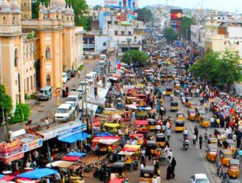 Old India v New India