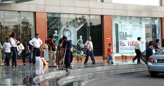 Debenhams in India