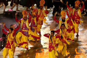 Bhangra at the Olympics