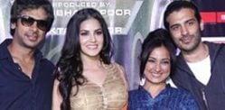 Sunny Leone basks in success of Ragini MMS 2