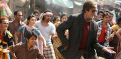 Amitabh Bachchan is ghostly in Bhoothnath Returns
