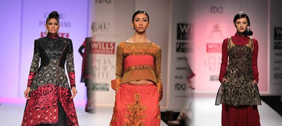 Day 2 - Wills Lifestyle IFW Autumn-Winter 2014 Highlights