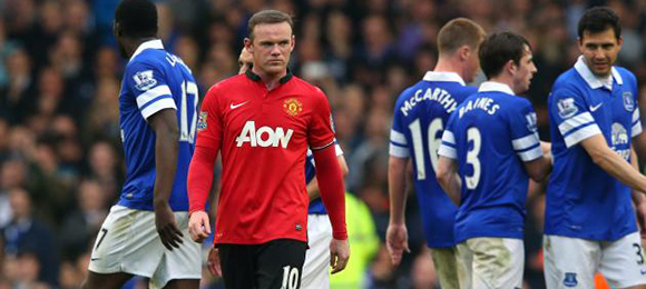 Premier League Everton V Manchester United