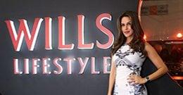 Wills Lifestyle indian Fashion Week 2014