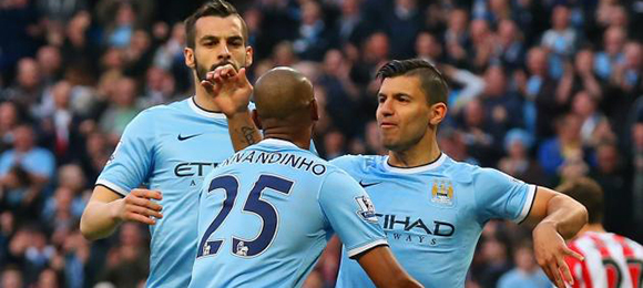 Premier League Manchester City V West Brom