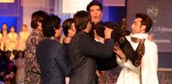 Bollywood supports girls at Mijwan Fashion Show